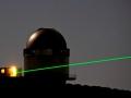 Лазерный луч используется очень  во многих целях