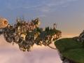 Небесная деревня из видео теста Heaven