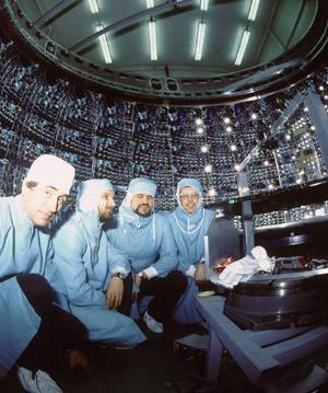 Обнаружение носителей слабого взаимодействия было триумфом физики элементарных частиц
