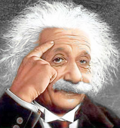 Эйнштейн связал пространство и время