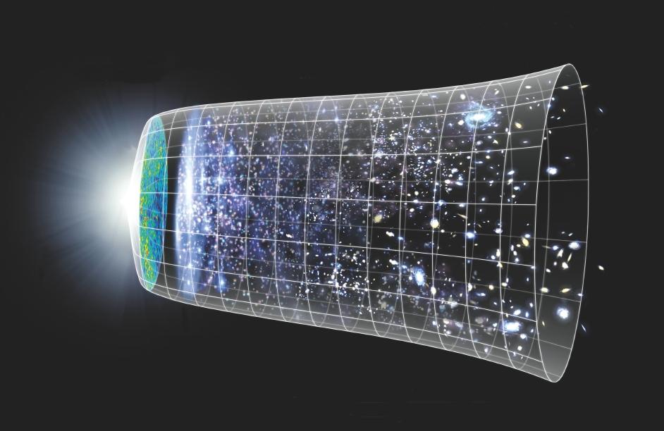 Темп расширения Вселенной менялся со временем