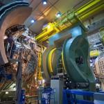 Детектор для изучения кварк-глюонной плазмы