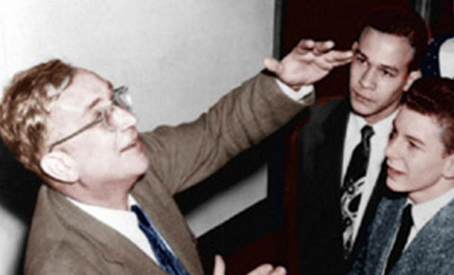 Непосредственное общение с гениями дало начало советской школе физики