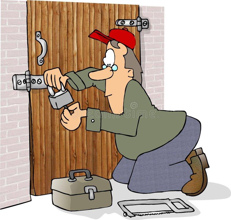 Отрывание сейфа без ключа требует нестандартного подхода так же, как открытия в физике.